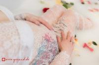 Babybauchfotos Milchbad Zella-Mehlis