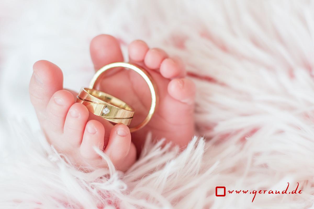 Babyfotos Meiningen Newborn Babyfüße