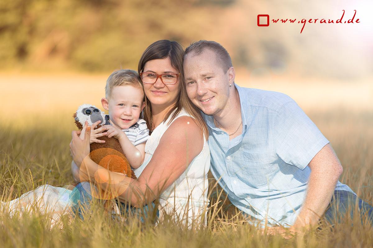 Familienfotos Benshausen