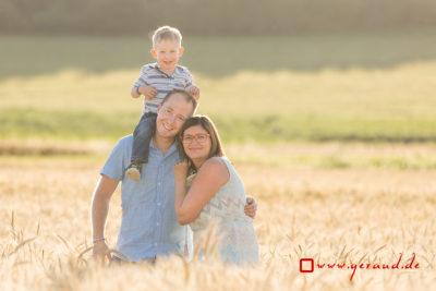 Familienfotos Ilmenau