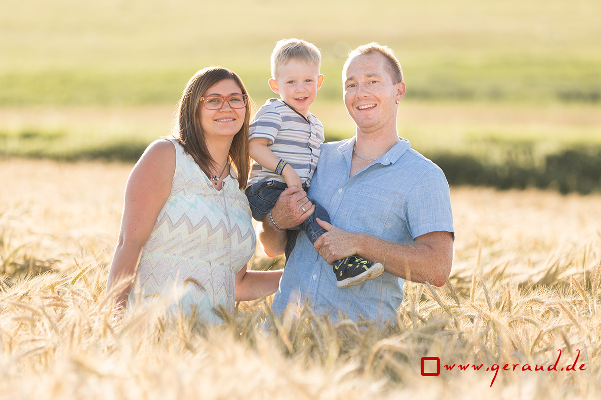 Familienfotos Schleusingen