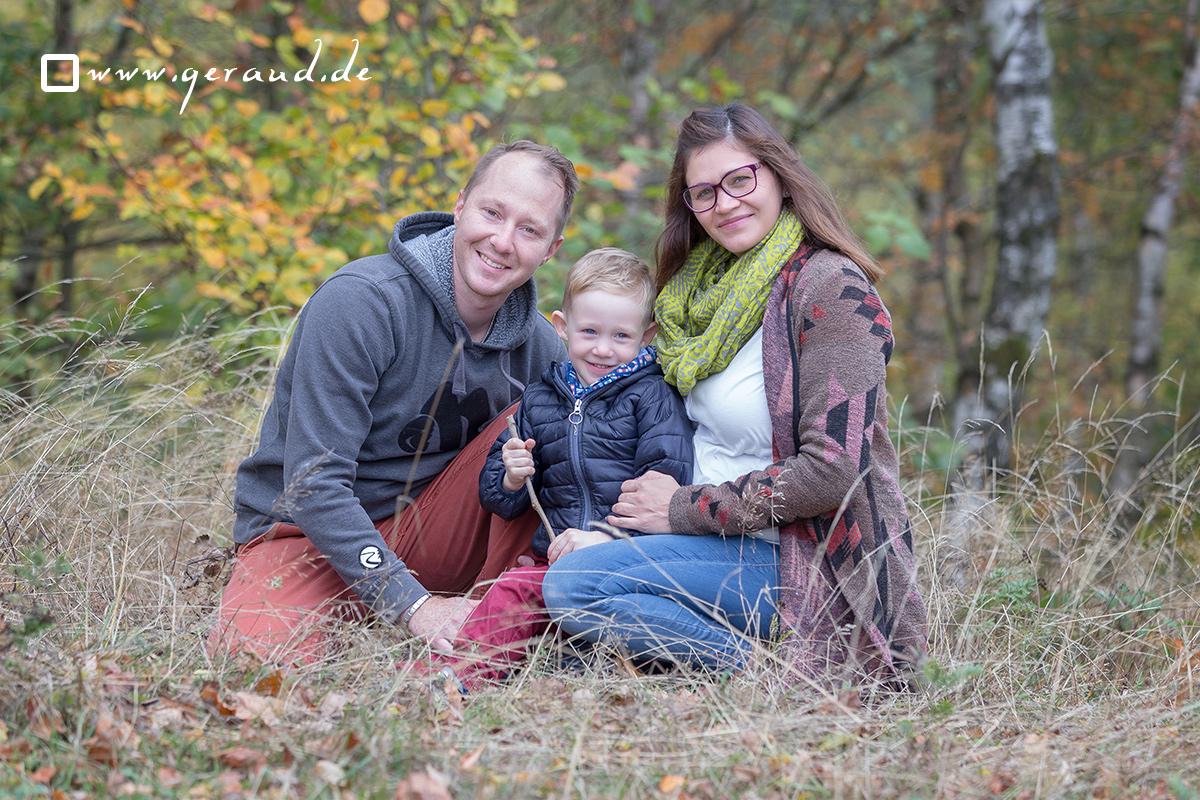 Familienfotos Zella-Mehlis