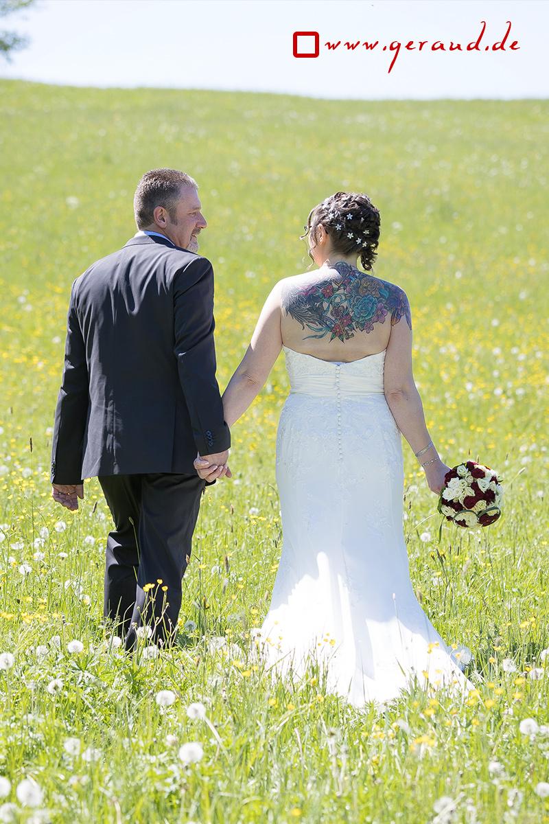 Hochzeitsfotos Bad Königshofen