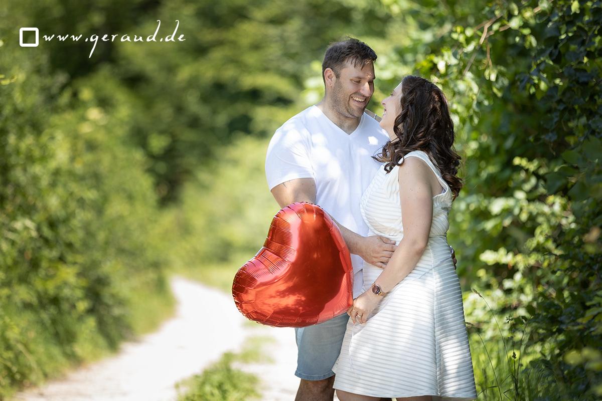 Hochzeitsfotos Kennenlernshooting Eisfeld