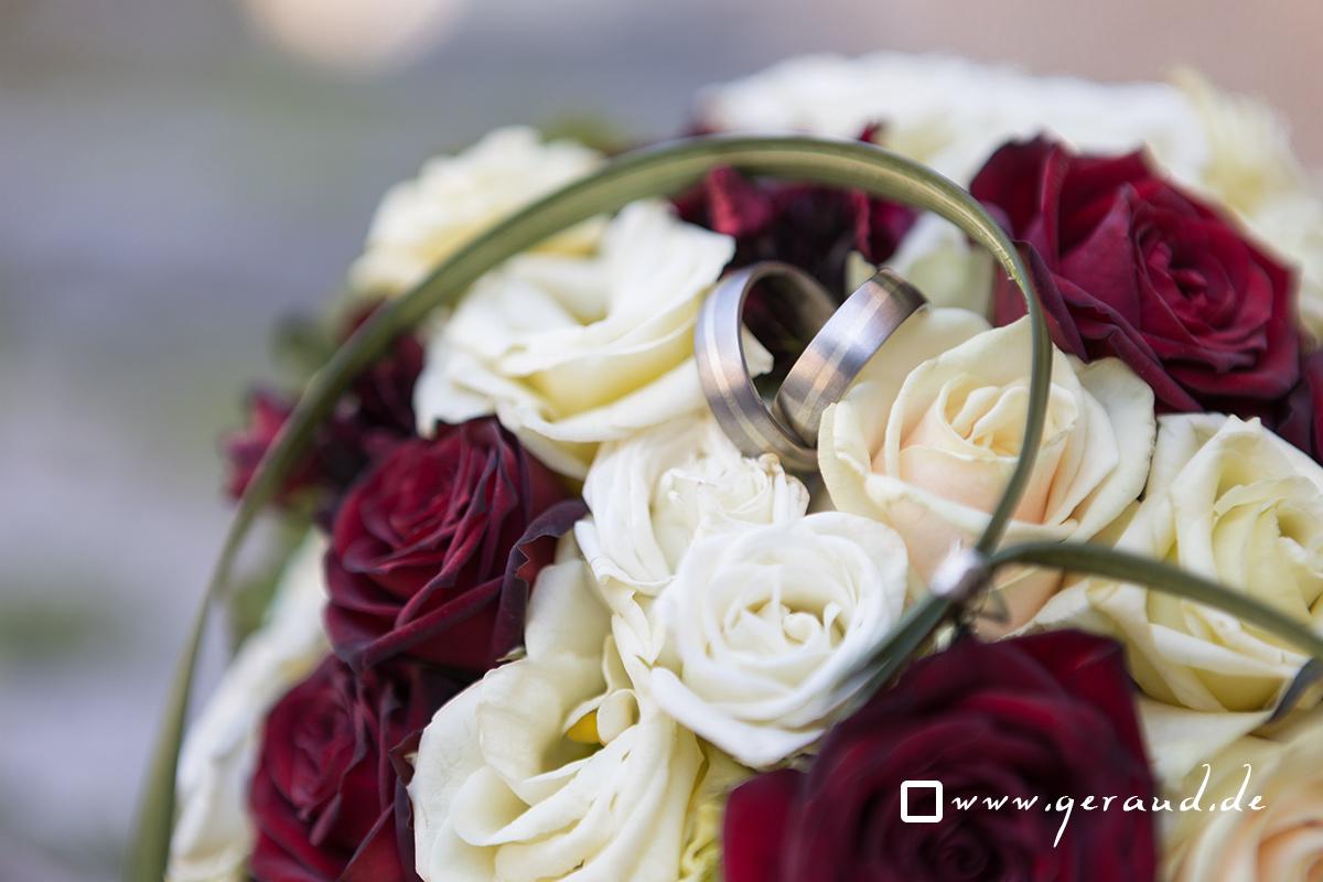 Hochzeitsfotos Rhön Trauringe