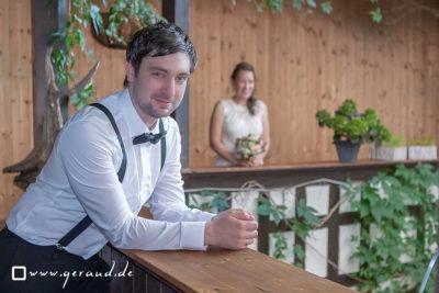 Hochzeitsfotos Rohr