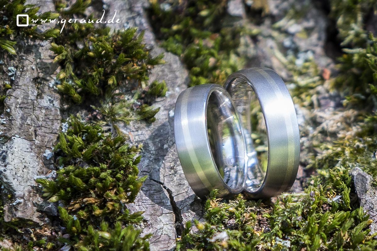 Hochzeitsfotos Trauringe Rhön