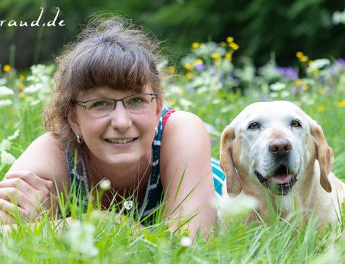 Hundefotoshooting / Familienfotos im Vessertal